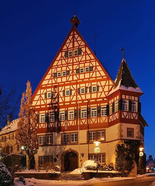 Rathaus Münchingen